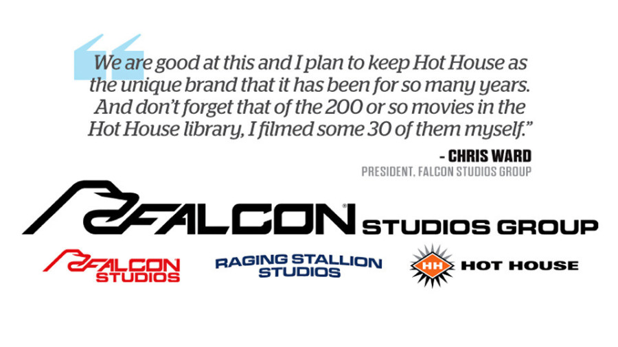 Crowded House: Falcon Studios Group is a Gay Porn Juggernaut