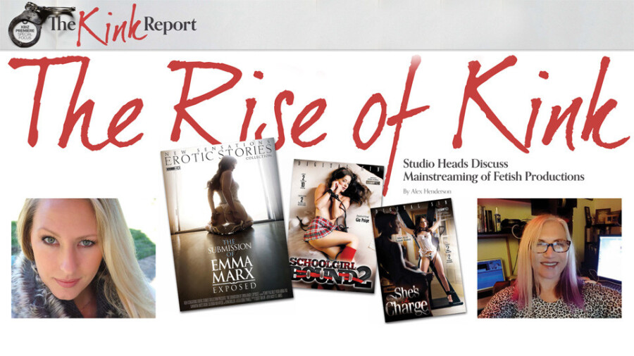 Kink Report: Studios Discuss Mainstreaming of Fetish Content