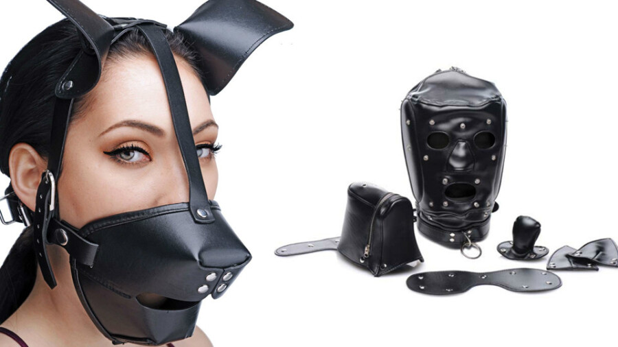 Puppy Play Fetish Brings Imagination Into the Bedroom
