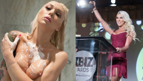 2017 XBIZ Trans Performer of the Year Reigns Supreme