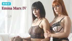 On the Set: Jacky St. James Masters BDSM Evolution in 'Emma Marx IV'