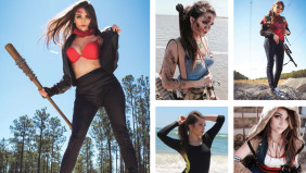 The Lucrative Art of Cam Model Cosplaying