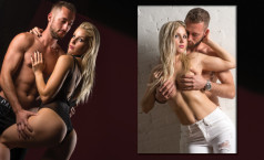 Wild Riders: XBIZ Best Cam Duo BlondeRider and RobXXXRider Rev Their Engines