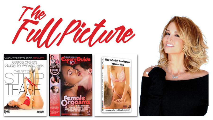Education Meets Entertainment With Wide Range of Sexy Instructional DVDs