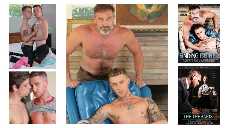 Icon Male Offers Tempting Mix of Taboo Sex, Romance