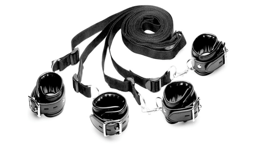 Travel-Friendly Kinky Equipment That Functions as Dungeon on the Go