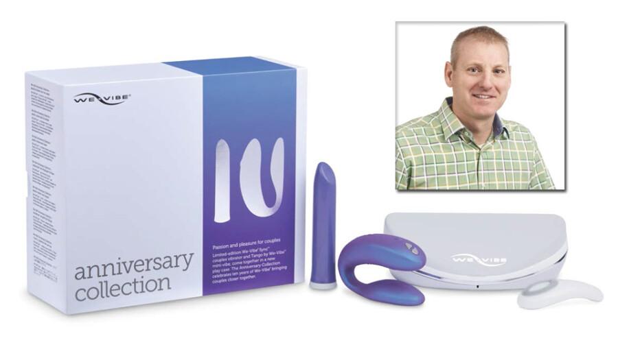 Q&A: Standard Innovation President Frank Ferrari on 10 Years of We-Vibe