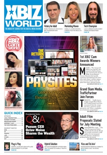 xbiz world