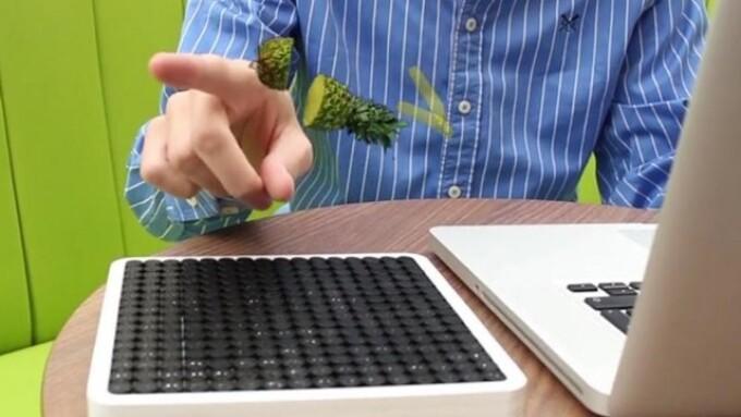 Video: Ultrahaptics Advances Touch-Less Tactile Technology