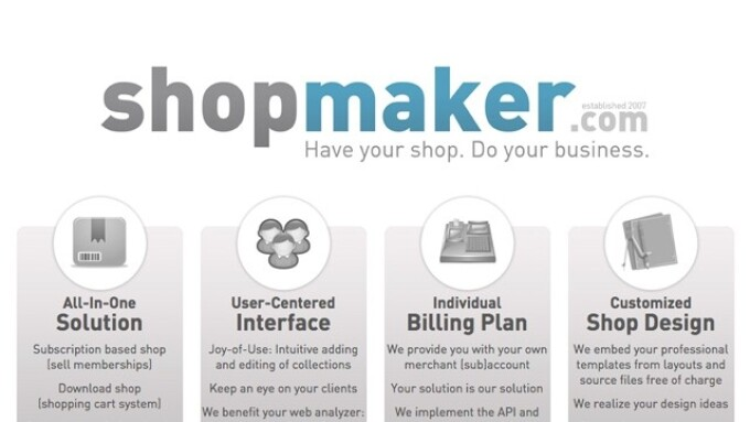 Shopmaker.com Chooses CCBill