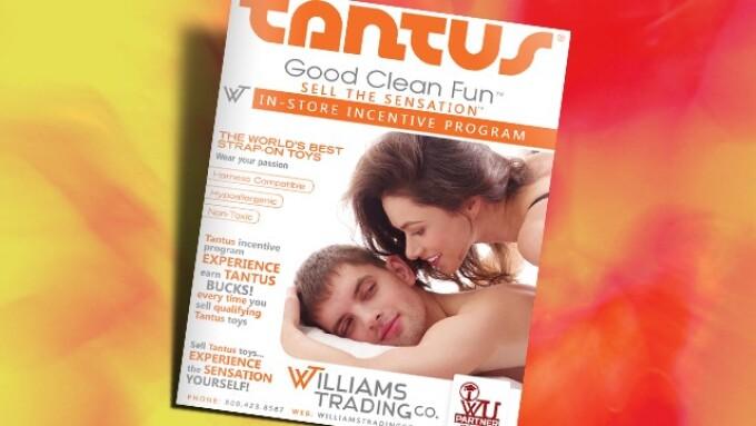 Williams Offering Tantus Program