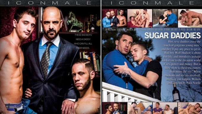 Icon Male Debuts 'Sugar Daddies'