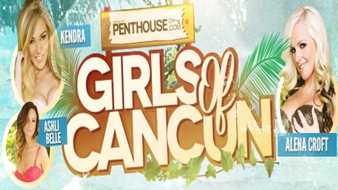 Sunderland in 'Girls of Cancun' Live Chat
