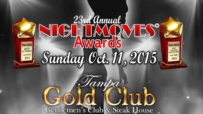 NightMoves Awards Noms Announced