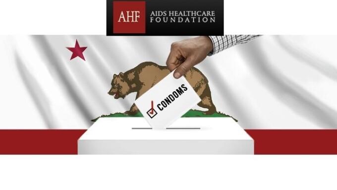 AHF Condom Initiative Qualifies for 2016 Ballot