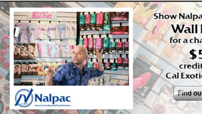 Nalpac Launches Retail Wall Contest