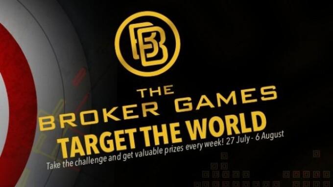 BrokerBabe Hosts 'Broker Games'