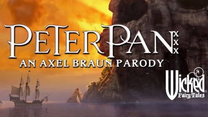Keira Nicole Snags 'Wendy' Role in Axel Braun's 'Peter Pan XXX'