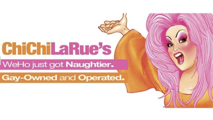 Chi Chi LaRue's Moves to New Location