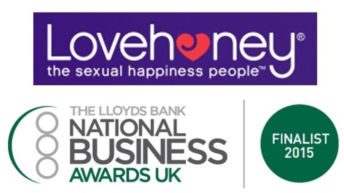 Lovehoney a Finalist for Lloyds Bank National Business Award