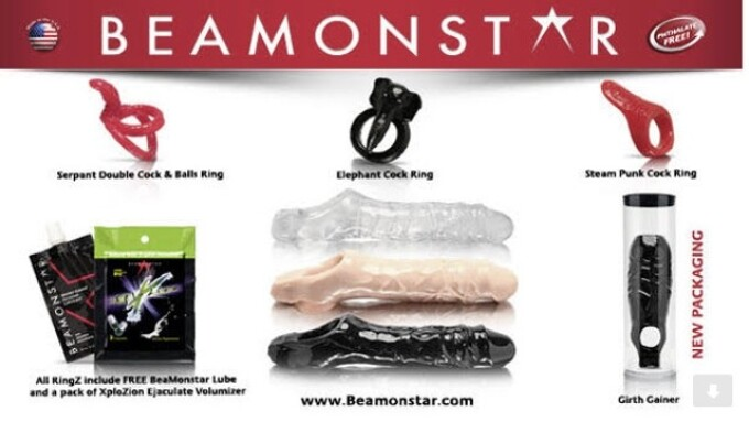 Beamonstar Releases New Products, Packaging