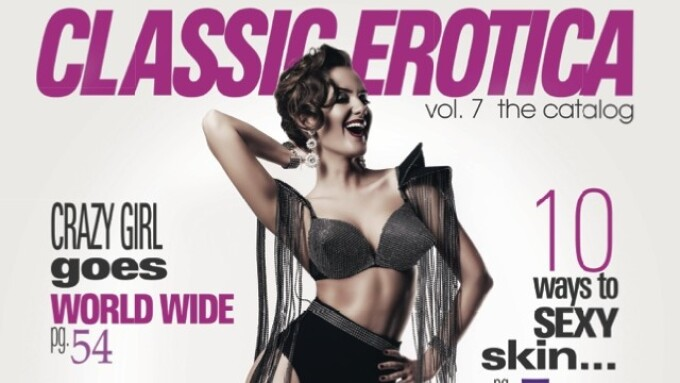 Classic Erotica Debuts New Products, Catalog