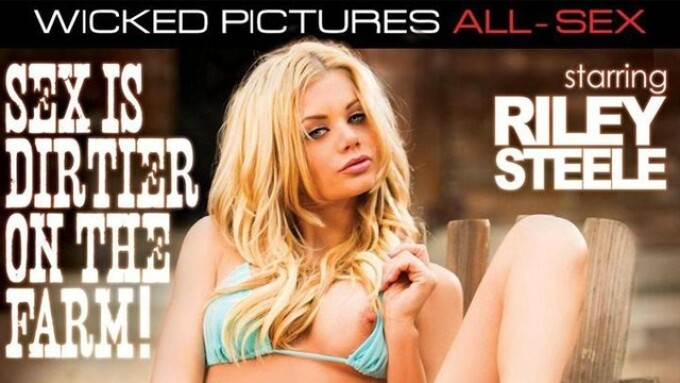 Wicked Pictures Ships Axel Braun's 'Farmer Girls'
