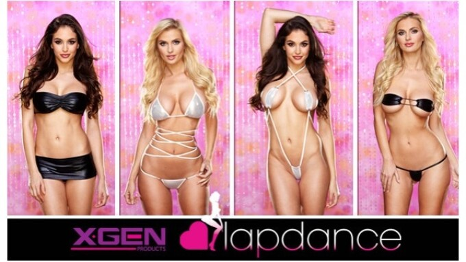 Xgen Now Shipping New Lapdance Items