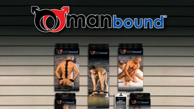 Sportsheets Shipping Revamped 'Manbound' Line