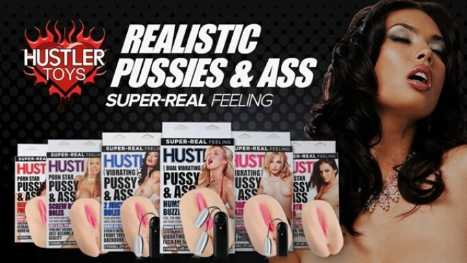 Hustler Toys' 'Pussies' Line Coming to Switzerland
