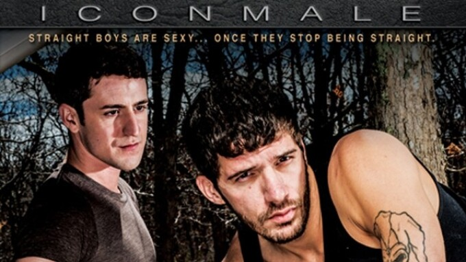 Icon Male Debuts New Series, 'Straight Boy Seductions'