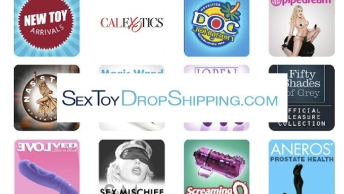Sex Toy, Lingerie Drop Shipper Launches Site
