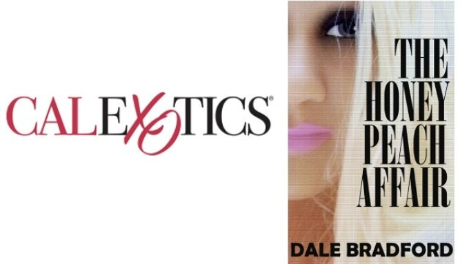 CalExotics Vivid Raw Doll Featured on Book Cover