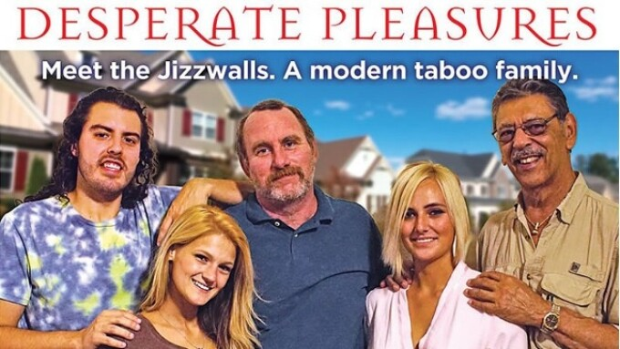 Desperate Pleasures' 'Taboo Family Vacation' Coming Soon