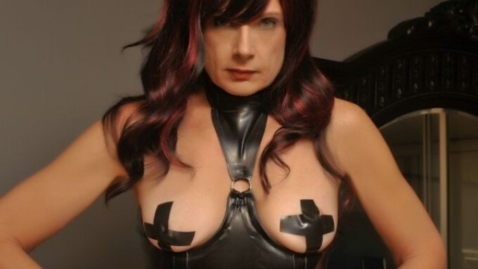 Dominatrix Goddess Jude Sued by 'Financial Slave'