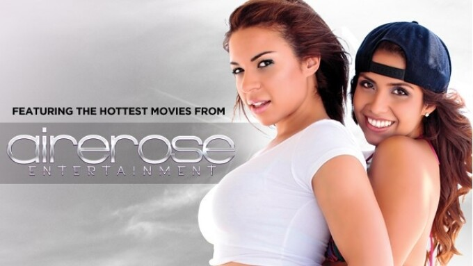 Airerose Featured Studio of Month on Barely Legal Roku Channel