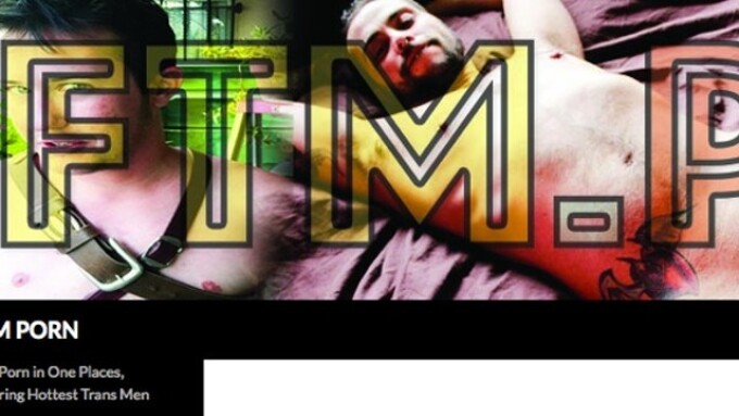 Kennston Productions Launches FTM.porn