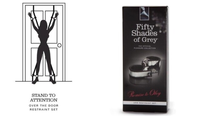 ABS Holdings Now Distributing 'Fifty Shades' Playroom Kits