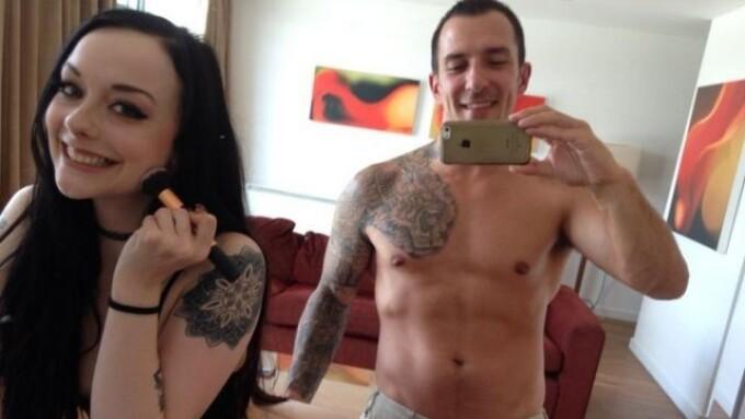 MontysPOV Releases Alessa Savage's 1st Anal Scene