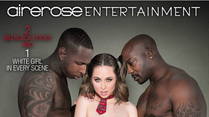 Airerose Announces 'Interracial Ambush'