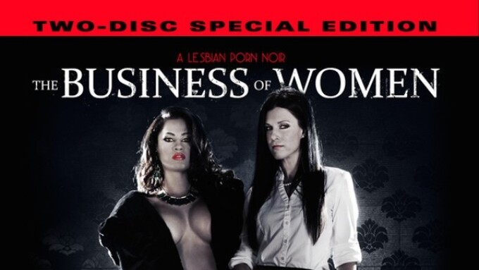 Girlsway Introduces 'Lesbian Porn Noir' With 'The Business of Women'