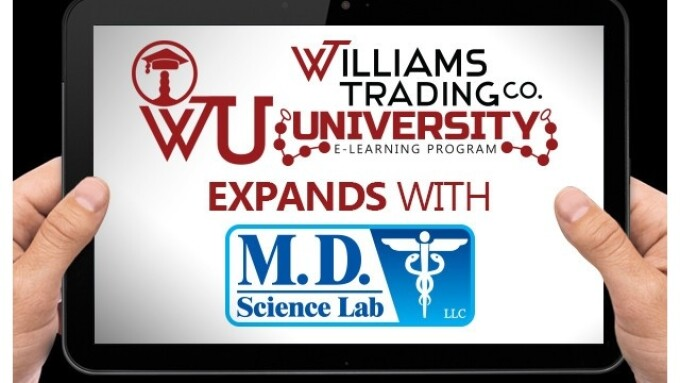 Williams Trading University Expands With MD Science Lab