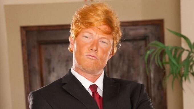 Woodrocket Announces 'Donald Tramp' Parody