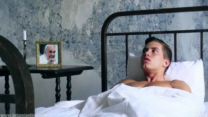 Bel Ami Reveals First Look at 'Scandal in the Vatican 2'