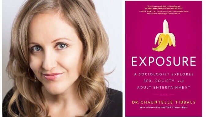 Girlfriends Films Distributing Dr. Chauntelle's 'Exposure'