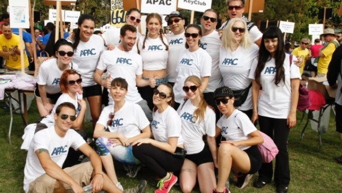 APAC Set for AIDS Walk Los Angeles