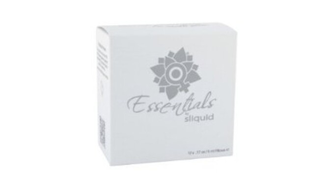 Sliquid Releases Sliquid Essentials Lube Cube
