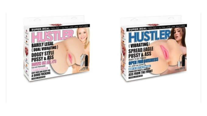 Hustler Toys to Release New Masturbators
