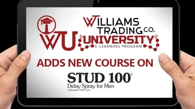 Williams Trading University Adds New Course On STUD 100