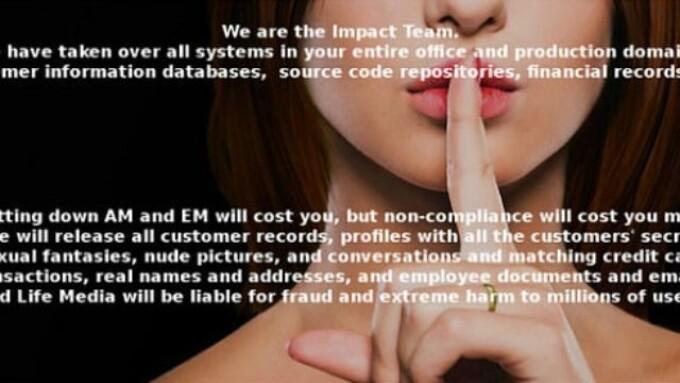 Hackers Dump More Ashley Madison Data